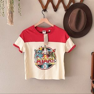 JUNK FOOD Atari T-shirt